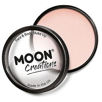 Moon Creations - Pro Face & Body Paint Cake Pots - Pale Skin