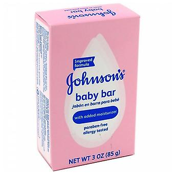 Johnson's baby soap bar, 3 oz