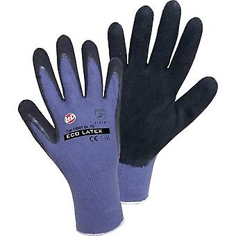 L+D worky ECO LATEX FOAM 14901 Rayon Protective glove Size (gloves): 9, L EN 388 CAT II 1 pair
