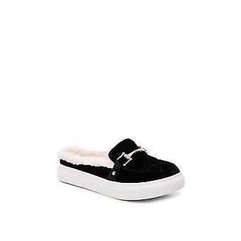 Enfants Jessica Simpson Filles Regency Fabric Slip On Platform Sandals