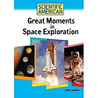 Große Momente in der Weltraumforschung (Scientific American)
