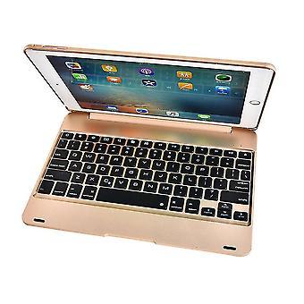 Ipad air1 air2 pro Bluetooth Tastatur gold