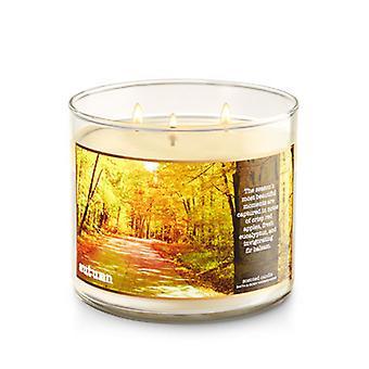 Bath & Body Works Autumn Scented Candle 14.5 fl oz / 411 g