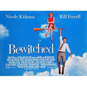 Bewitched Original Cinema Poster