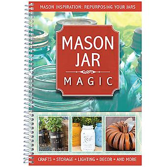 Mason Jar Magic (Crafts, Storage, Decor and More)-           CQ7111