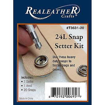 24L Snap Setter Kit Nickel T3631 20