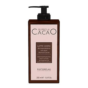 250 ml body milk Phytorelax Burro di cacao