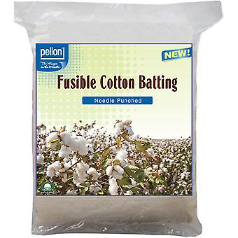 Pellon Fusible Cotton Batting-Craft Size 34