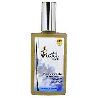 Irati Sage and Lavender Deodorant 100 Ml Bio Line
