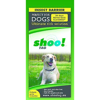 Shoo!Tag Anti Ticks - For Dogs