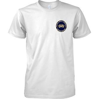 RN Squash - Royal Navy Sport T-Shirt Farbe