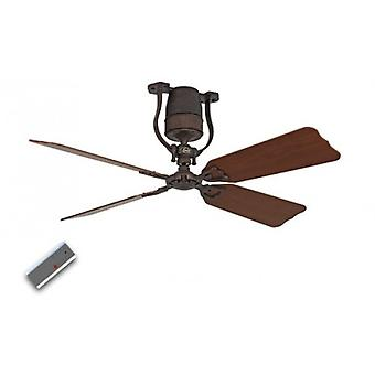 Ceiling Fan Roadhouse brown antique 132 cm / 52