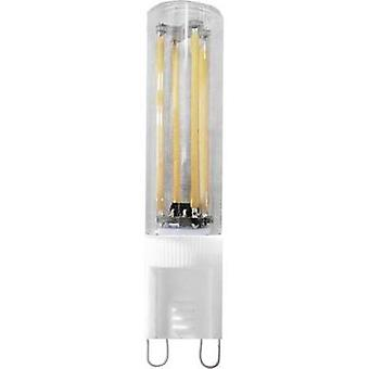 LED (monochrome) Segula 230 V G9 2.7 W = 20 W Warm white EEC: A+ Pen (Ø x L) 14 mm x 68 mm Filament, dimmable 1 pc(s)