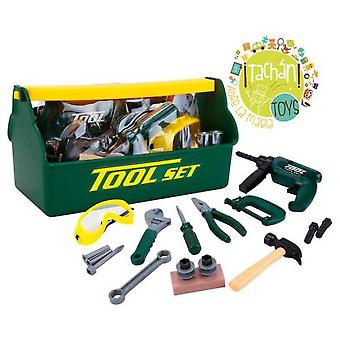 Tachan Toolbox 20 Pieces Little Worker (Jouets , Maison Et Professions , Métiers)