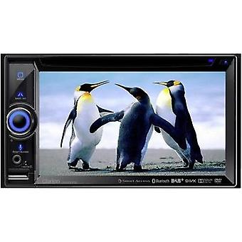Clarion NX505E Double DIN Satnav Maps of Europe