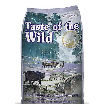 Smag af vilde hund Sierra bjergene stegt lam 2kg