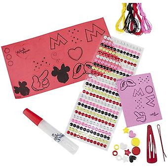 Official DISNEY MINNIE MOUSE Fashion BRAID set