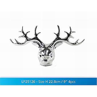 Sølv Art reinsdyr 18