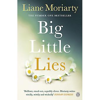 Big Little Lies (Paperback) by Moriarty Liane