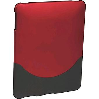 iFrogz - Luxe Case for Apple iPad - Red/Black