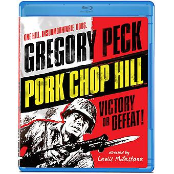 Kotlet schabowy Hill [BLU-RAY] USA import