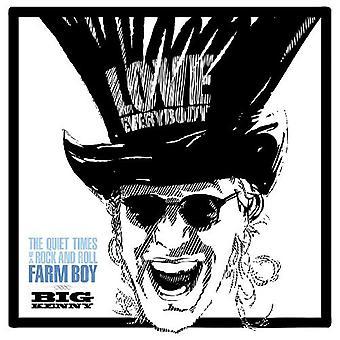 Store Kenny - stille tid af en Rock & Roll Farmboy [Vinyl] USA importerer