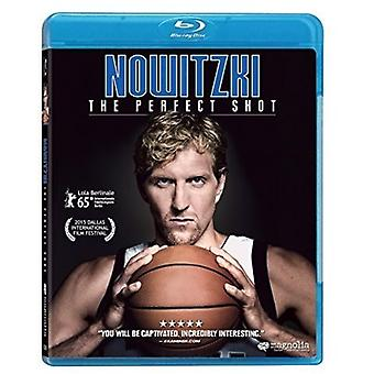 Nowitzki: La importación de USA de tiro perfecto [Blu-ray]