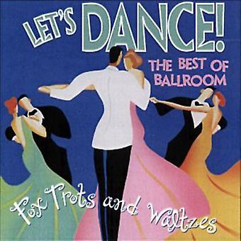Dance-Best of Ballroo - Foxtrott & Walzer [CD] USA importieren