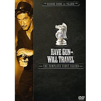 Have Gun Will Travel - Have Gun Will Travel: First Season [DVD] USA import