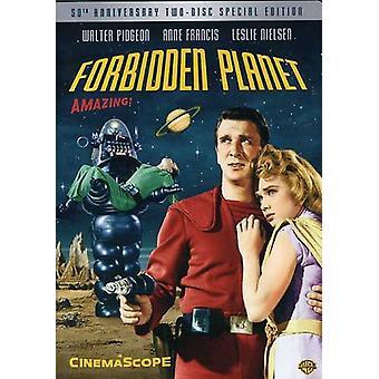 Forbidden Planet [DVD] USA import