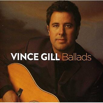 Vince Gill - importación de los E.e.u.u. baladas [CD]