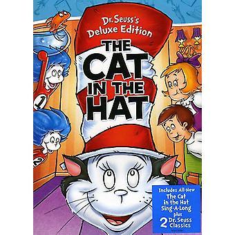 Cat i hatten [DVD] USA importere