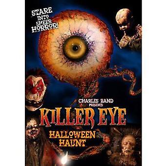 Ojo asesino: Importación de Halloween USA de refugio [DVD]