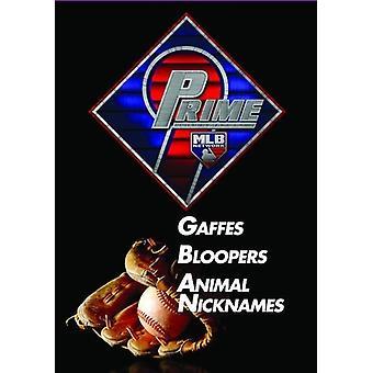 Prime 9: Fortalelser / Bloopers / dyr kælenavne [DVD] USA import