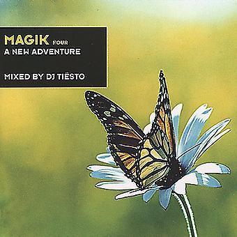 DJ Tiesto - Magik 4-en ny eventyr [CD] USA import