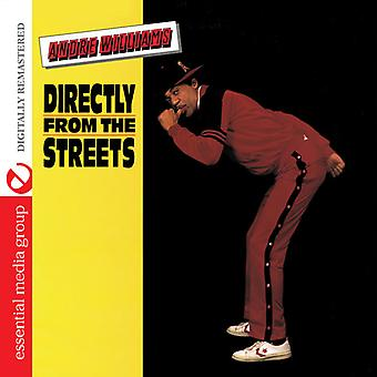 Andre Williams - Directly From Streets [CD] USA import