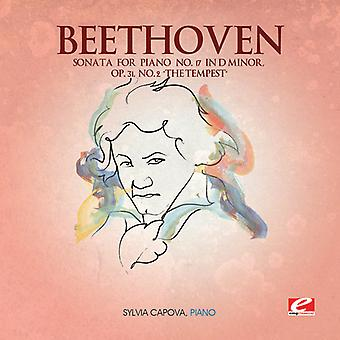 L.V. Beethoven - Beethoven: Sonate pour Piano n° 17 en ré mineur, Opus 31 n ° 2 «la tempête» importation USA [CD]
