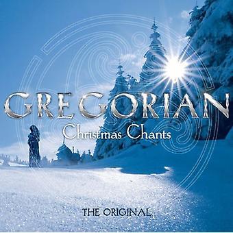 Gregorian - import USA de Chants de Noël [CD]