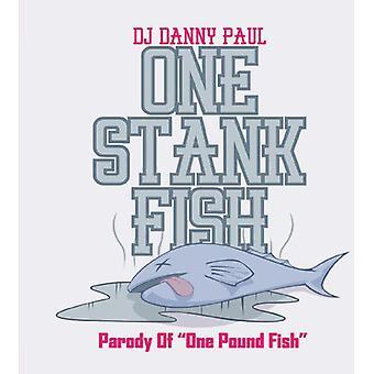 DJ Danny Paul - un poisson puait [CD] USA import