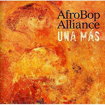 Afro Bop Alliance - Una Mas [CD] USA import