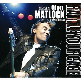 Glen Matlock - Rattle Your Cage [CD] USA import