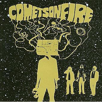 Kometer på brand - kometer på brand [CD] USA importerer