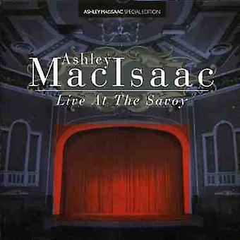 Ashley Macisaac - Live på Savoy [CD] USA importen