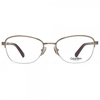 CK by Calvin Klein CK7389 Glasses In Rose Gold