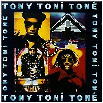 Tony! toni! tonen! -Söner själ [CD] USA import