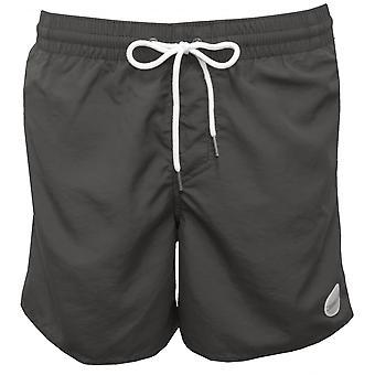 O'Neill Vert Solid Colour Swim Shorts, Dark Grey