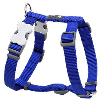 Red Dingo Harness One Touch Smooth Blue (Dogs , Collars, Leads and Harnesses , Harnesses)