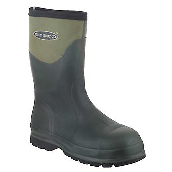Muck Boots Humber Steel Toe Safety Wellington
