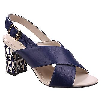 Riva Budino Leather Ladies Sandal