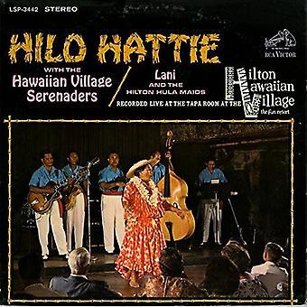 Hilo Hattie - på Tapa rum [CD] USA import